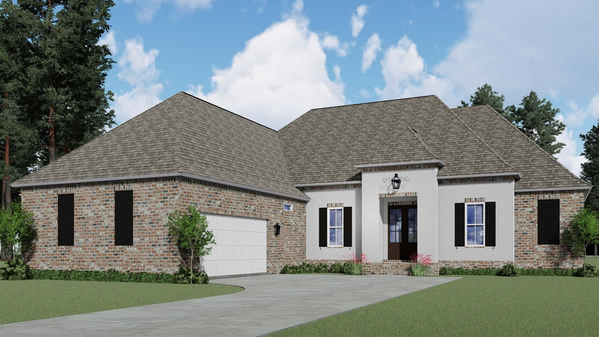 Lot 19 Florence Gardens Westwood Place Gulfport, MS 39503. Click To Enlarge  Floorplan